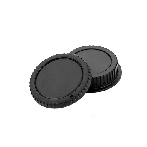 Micro Four Thirds Body & Rear Cap Set